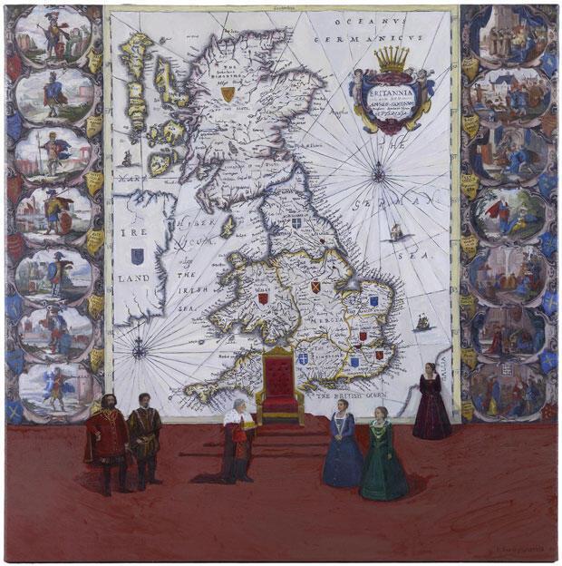 «Αφιέρωμα στον William Shakespeare» στην γκαλερί Καπλανών