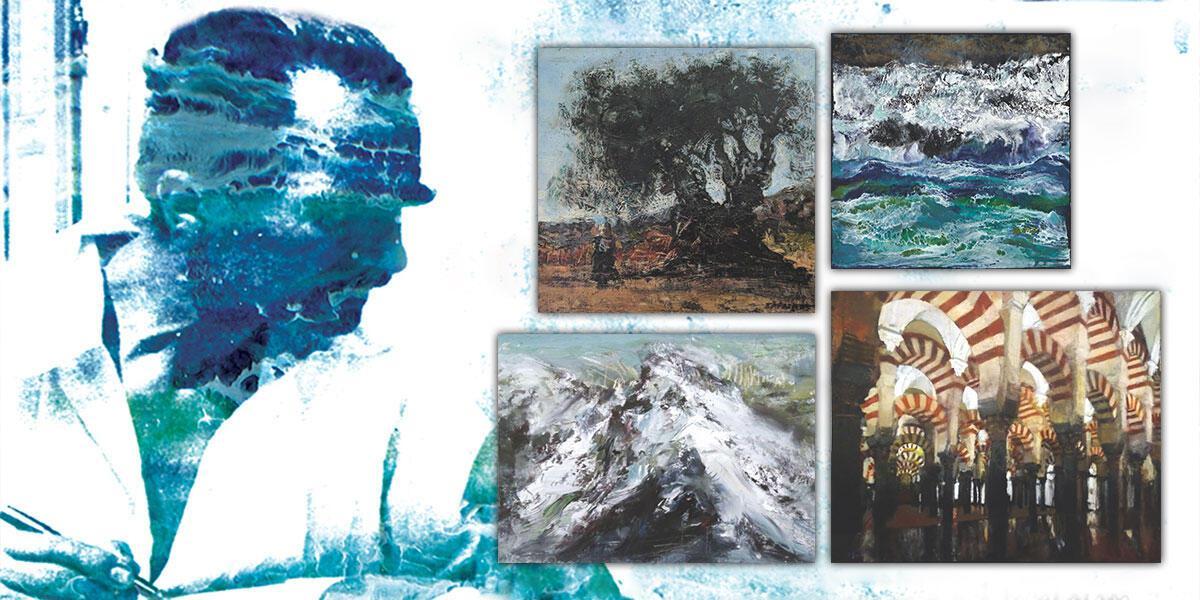 «Νίκος Καζαντζάκης: Οι τόποι» στην IANOS Αίθουσα Τέχνης