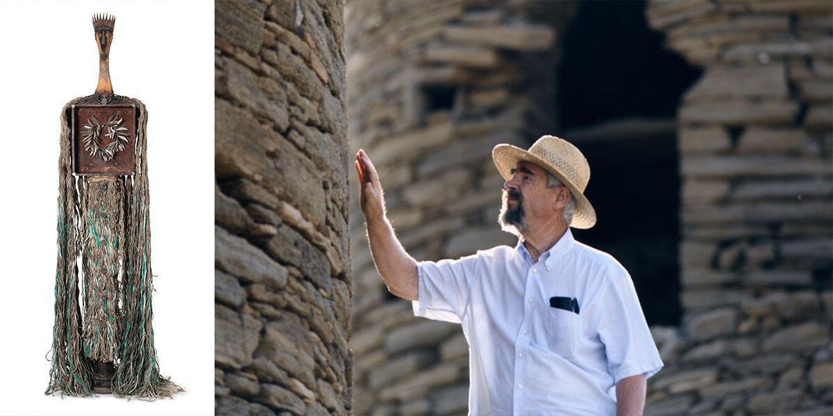 """«Θεόδωρος Παπαγιάννης: """"Τελετουργικό""""»: στο Μουσείο Ελιάς και Ελληνικού Λαδιού"""