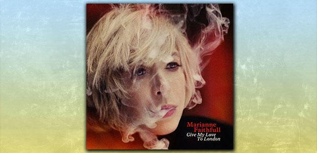 «Marianne Faithfull: Give my love to London» της Πέρσας Σούκα