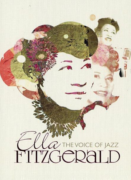 ELLA FITZGERALD – THE VOICE OF JAZZ BOX SET