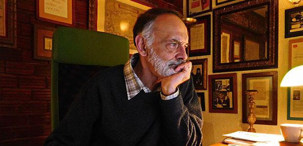 Αλέξανδρος Αδαμόπουλος: συνέντευξη στη Μάριον Χωρεάνθη