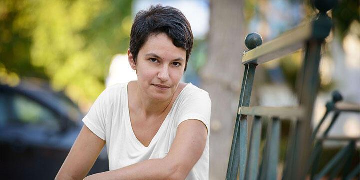 Ευτυχία Γιαννάκη: συνέντευξη στον Ελπιδοφόρο Ιντζέμπελη