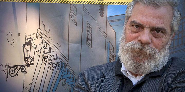 Κώστας Καλφόπουλος: συνέντευξη στον Ελπιδοφόρο Ιντζέμπελη