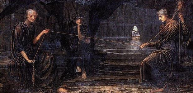 «Η Μοίρα και η Τύχη στον αρχαιοελληνικό κόσμο» της Ελένης Λαδιά