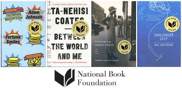 ΗΠΑ: Απονεμήθηκαν τα National Book Awards 2015