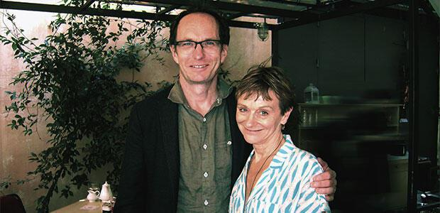 Nicci French: συνέντευξη στη Μάριον Χωρεάνθη