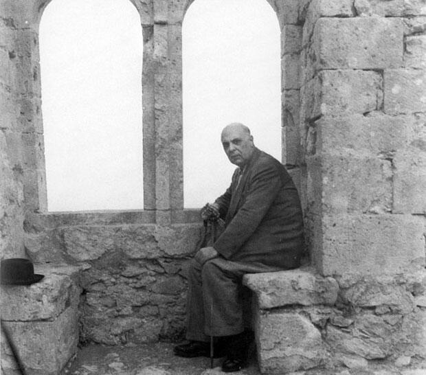 «Δυο λόγια για την εμπειρία του Γ. Σεφέρη από την Κύπρο» του Χρ. Δ. Αντωνίου