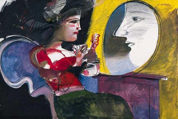 «Μυταράς, Βαλαβανίδης, Κουνέλλης: Το τέλος των αποκριών στην ελληνική Τέχνη» της Νατάσας Αβούρη