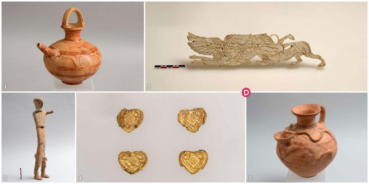 «Από τον κόσμο του Ομήρου. Τήνος και Κυκλάδες στη Μυκηναϊκή εποχή»: έκθεση στο Αρχαιολογικό Μουσείο Μυκόνου
