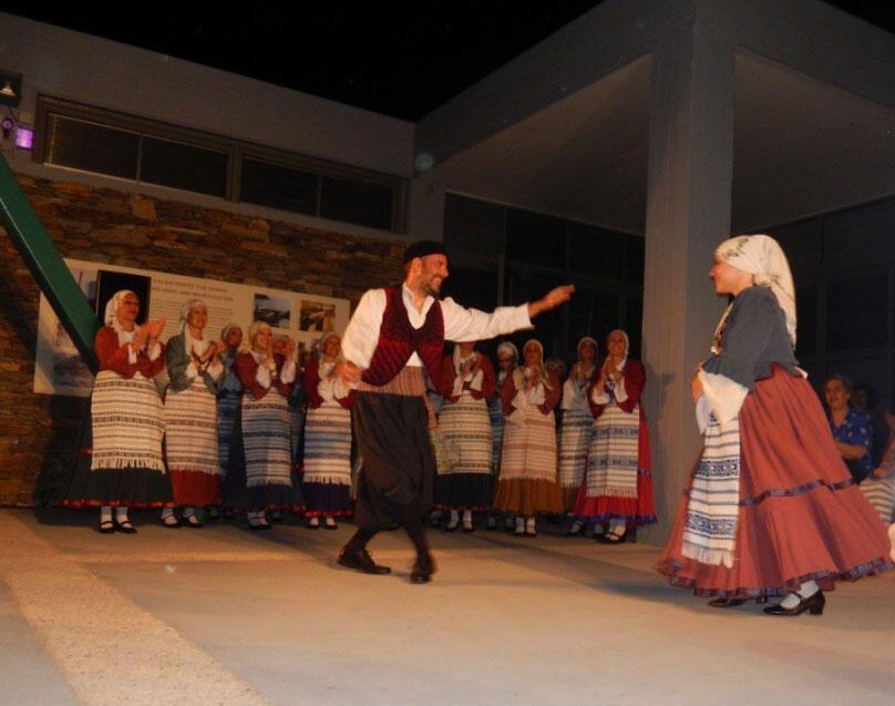 2o Φεστιβάλ Παραδοσιακών Χορών στο Μουσείο Μαρμαροτεχνίας