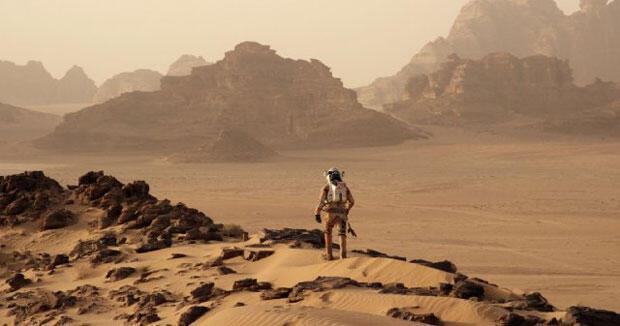 The Martian / Η Διάσωση