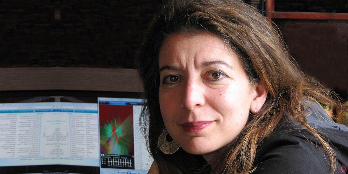 Αλεξάνδρα Μητσιάλη: συνέντευξη στην Αντωνία Γουναροπούλου