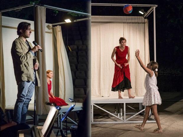«Γέρμα» του Φ. Γκ. Λόρκα: μια συμφωνική σκηνική μπαλάντα στο Ίδρυμα Μιχάλης Κακογιάννης