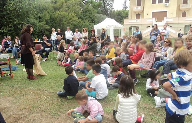 2ο Φθινοπωρινό Φεστιβάλ Παιδικού & Εφηβικού Βιβλίου