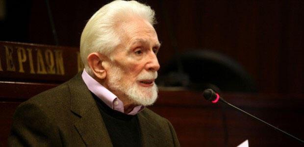 Απεβίωσε ο παλαίμαχος δημοσιογράφος και αντιστασιακός Κώστας Νίτσος (1920-2015)