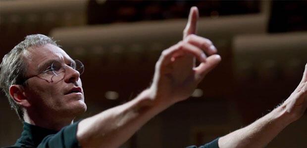 Δύο Χρυσές Σφαίρες στην ταινία για τη ζωή του Steve Jobs