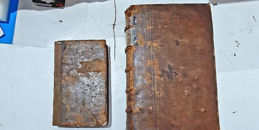 Βιβλία του 17ου αιώνα βρέθηκαν στη Δημοτική Βιβλιοθήκη Πάφου