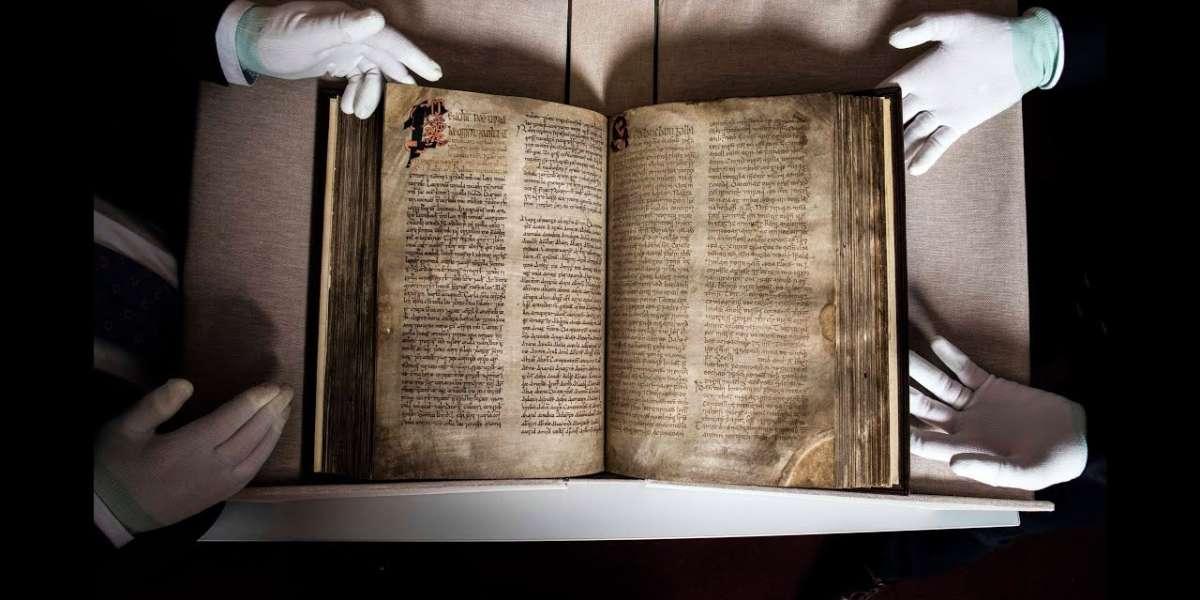 Ιστορικό μεσαιωνικό βιβλίο επιστρέφει στην Ιρλανδία