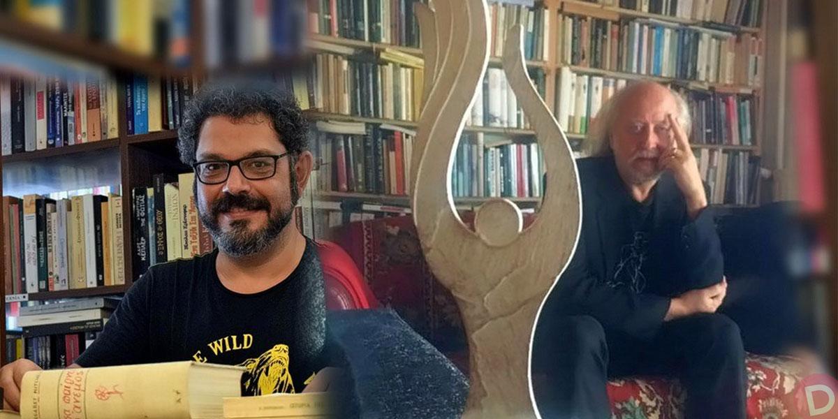 Ο Νίκος Χρυσός και ο Λάσλο Κρασναχορκάι κέρδισαν το Βραβείο του Literature.gr