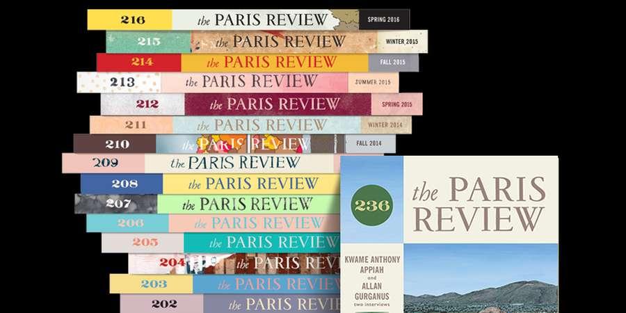 Τα φετινά βραβεία του Paris Review of Books
