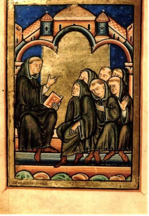 St Cuthbert Gospel