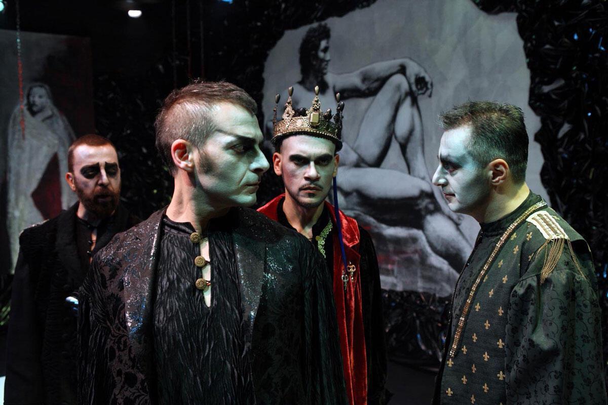 """«Κρίστοφερ Μάρλοου: """"Εδουάρδος ο Β΄"""" στην Αθηναϊκή Σκηνή» της Μάριον Χωρεάνθη"""