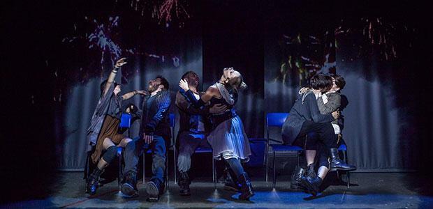 «Εκτός Ορίων» στο Θέατρο Ιλίσια-Βολανάκης