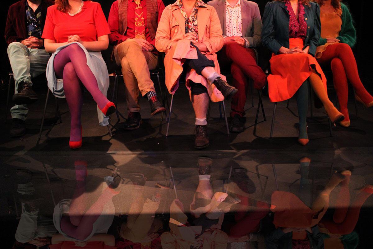 Γκαμπριέλ Καλντερόν: «Ex – Να ψοφήσουν οι πρωταγωνιστές» στην Τεχνόπολη