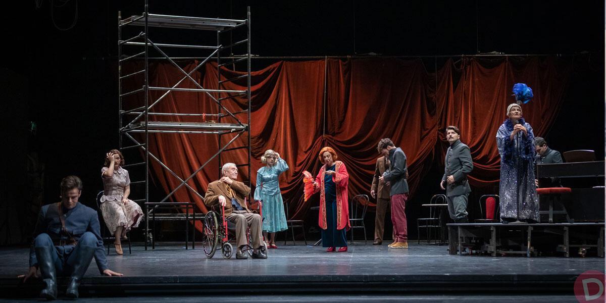 """«""""Απόψε αυτοσχεδιάζουμε"""" του Πιραντέλο στο Εθνικό Θέατρο» της Ανθούλας Δανιήλ"""