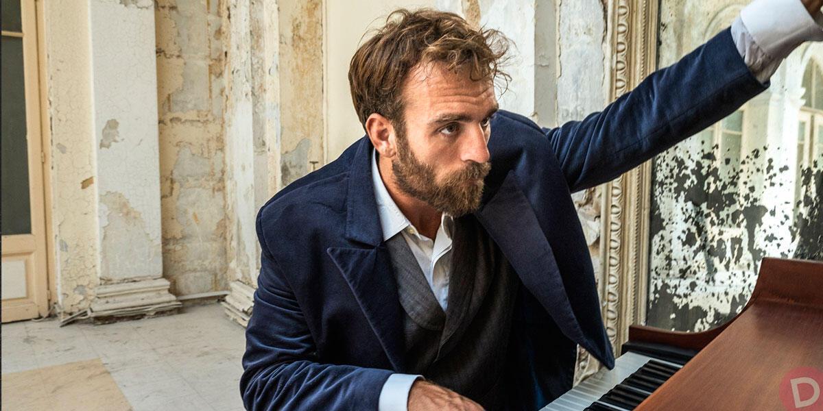 Μελαχρινός Βελέντζας: συνέντευξη στον Γρηγόρη Δανιήλ